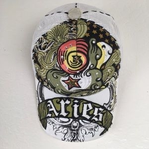 Awesome 441 Los Angeles Aries Hat